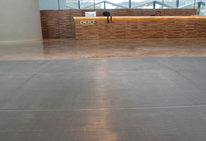 Duo Residence - Lobby Entrance Mat