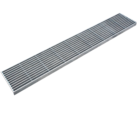 HDB Type - Apron Drain Grating, Plain