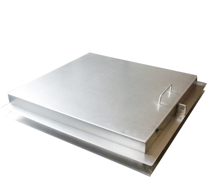 Stainless Steel Roof Hatch Cover