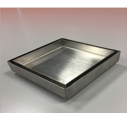 Receiving Tray 128 x 128