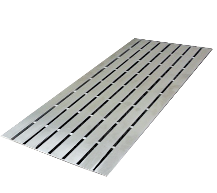 Stainless Steel – Heelguard Grating