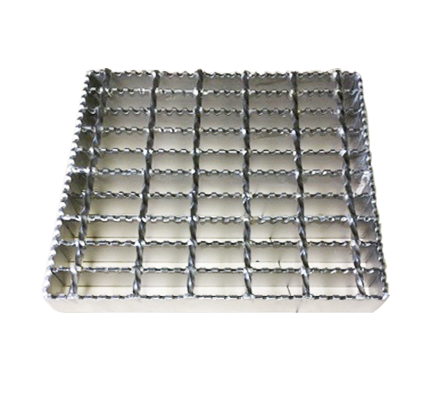 Stainless Steel Serrated Grating